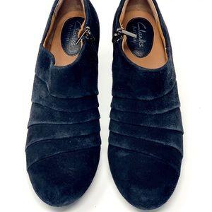 Clark's Suede Boots